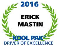 Erick Mastin