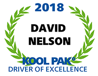 Driver of Excellence - David Nelson