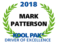 Driver of Excellence - Mark Patterson