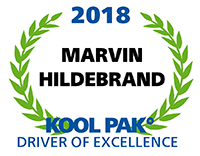 Driver of Excellence - Marvin Hildebrand