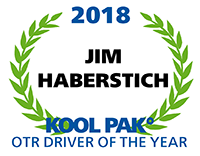 OTR Driver of the Year - Jim Haberstich